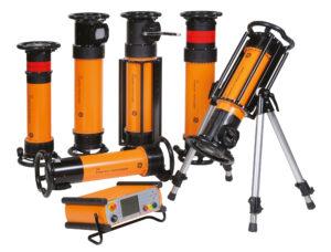 Industrial X-ray generators ERESCO MF4